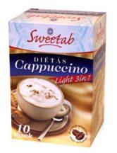 Sweetab cappuccino por 10db 100 g