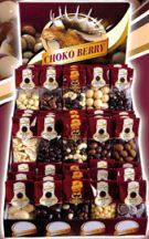 Choko berry tejcsokoládés kesudió 80 g