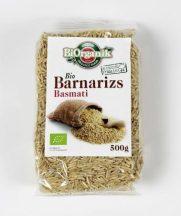 Biorganik bio basmati barnarizs 500 g