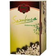 Boszy sambuca bodzavirág tea 20x1g 20 g