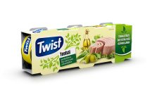 Twist bio tonhaltörzs extra szűz olivaolajban 240 g