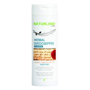 Naturland svédkeserű hajszesz herbal 180 ml