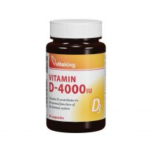Vitaking d-4000 ne kapszula 90 db