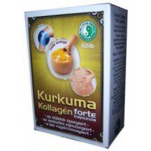 Dr.chen kurkuma kollagén forte kapszula 60 db