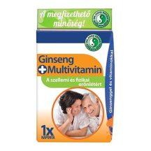 DR.CHEN GINSENG+MULTIVITAMIN KAPSZULA