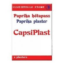 Dr.chen capsiplast paprika hőtapasz 2 db