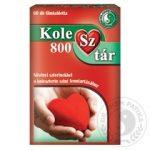 DR.CHEN KOLESZTÁR 800 TABLETTA 60 db