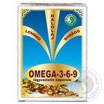 DR.CHEN OMEGA 3-6-9 LÁGYZSELATIN KAP. 30 db