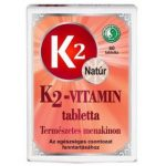 DR.CHEN K2-VITAMIN TABLETTA NATÚR 60 db