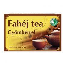 Dr.chen fahéj tea gyömbérrel 20x2.2g 44 g