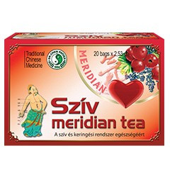 DR.CHEN SZÍV MERIDIAN TEA 20 filter