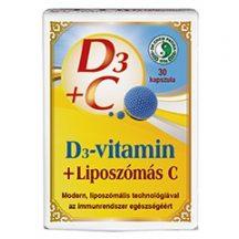 Dr.chen d3-max liposzómás c-vitamin kapszula 30 db