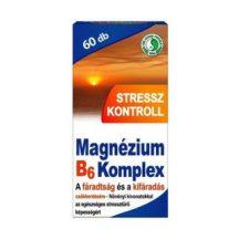 Dr.chen magnézium B6 komplex stressz kontroll tabletta 60 db