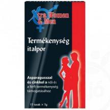 Dr.chen xtra women&men italpor a termékenység támogatásához 15x5 g
