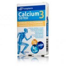 Innopharm calcium3 osteo étrend-kiegészítő filmtabletta 60 db