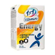 1x1 vitamin energy étrendkiegészítő filmtabletta 50 db