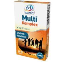 1x1 vitamin multi komplex étrend-kiegészítő filmtabletta 28 db