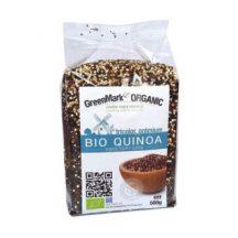 Greenmark bio quinoa tricolor magkeverék 500 g