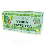 Dr.flóra argur yerba mate citrom tea 25x1,7g 43 g