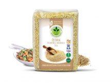 Dr. Natur étkek, Quinoa (Indiánköles). Könnyen emészthető. Édesen és sósan is finom! 250g