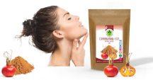 Dr. Natur étkek, Csipkebogyómag-liszt - immunerősítő, gyulladáscsökkentő, bőrtápláló, külsőleg-belsőleg.