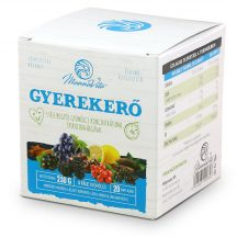Mannavita gyerekerő gyümölcs koncentrátum, spirulina algával 230 g
