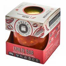 Polcz chilis bab csicseriborsóval adalékmentes készétel 350 g