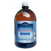 Crystal silver natur power 1000 ml