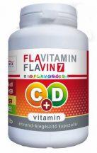 Flavitamin c+d vitamin 100 db