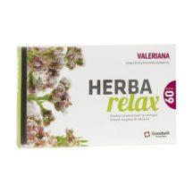 GOODWILL HERBA RELAX TABLETTA 60 db