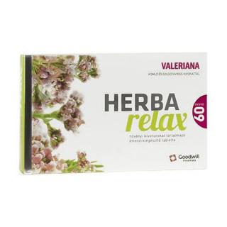 Herba relax étrend-kiegészítő 60 db