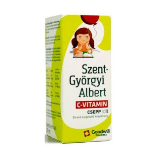 Szent-Györgyi Albert c-vitamin csepp 30 ml