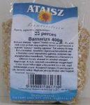 ATAISZ 25 PERCES BARNARIZS 400 g