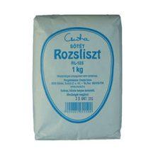 Csuta sötét rozsliszt rl-125 1000 g