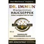 DR.IMMUN HAJCSEPPEK 25 GYÓGYNÖVÉNYES 50 ml