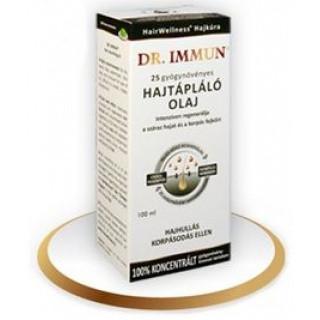 Dr.immun 25 gyógynövényes hajtápláló olaj 100 ml