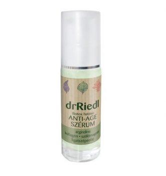 Dr Riedl botox hatású anti-age szérum 30 ml