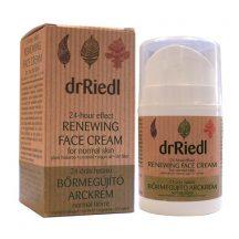 Dr Riedl 24 órás hatású bőrmegújító arckrém 50 ml