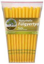 Naturhelix fülgyertya teafa 10 db