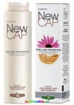 ErbaVita® NEWCAP® sampon hajhullás ellen ANTICADUTA - vegyianyag mentes, szerves hajápoló. Szerelem első mosásra!