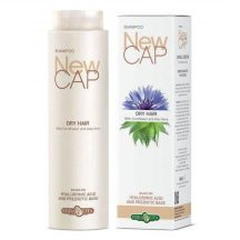 ErbaVita® NEWCAP® sampon száraz hajra CAPELLI SECCHI - vegyianyag mentes, szerves hajápoló. Szerelem első mosásra!