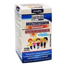 Jutavit multivitamin immunkomplex gyerekeknek probiotikus 45 db