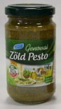 LOVE FOOD GENOVAI ZÖLD PESTO