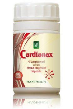 CARDIANAX/CARONAX KAPSZULA 90 DB 90 db