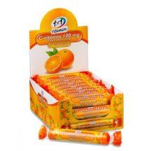 1x1 vitaday c-vitamin rágótabletta szőlőcukorral narancs 17 db