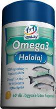 1x1 vitaday omega-3 halolaj 1000 mg kapszula 60 db