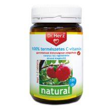 Dr. Herz 100 százalékos természetes C-vitamin Acerolából 180db