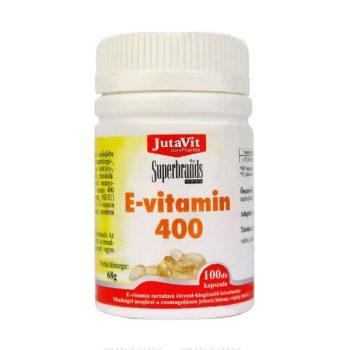 Jutavit e-vitamin 400 100 db