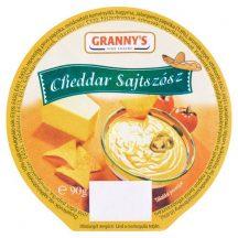 Grannys cheddar sajtszósz 90 g