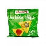 Grannys enyhén sós tortilla chips gluténmentes 60 g